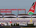 """Mombasa HKMO """"Moi Int. Airport"""" Kenya"""