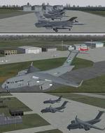 FS2004                   Michigan Military Project v4.0