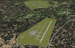 "FS2004                   An Khe Airfield and the An Khe ""Golf Course"" Airfield, Vietnam"