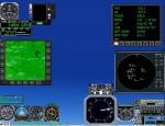 FSX Version 2.0 Analog Mini Panel