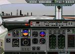 FS98                   Avro ARJ Panel Version 2.0