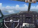 FSX/FS2004/FS2002 Photorealistic Panel for Boeing B-17 Flying Fortress bomber