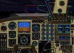 FS2002                   Panel for Beechcraft B1900D