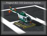 Project BO-105 Polizei