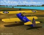 Boeing Stearman U.S. Army Package