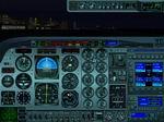 FS2002                   Pro only Baron 58 RTW 2003 Panel V2.1