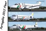 Portugalia Aircraft Fleet 2012 Package