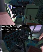 Tu-144 FSX Multi Livery Updated
