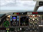 FS2000                   Beechjet 400 panel