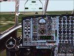 FS2000                     Pro C-130 analog panel