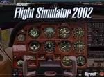 This                     is an interior view of Flight's Cessna 177 Cardinal on final                     to ILS Runway 7