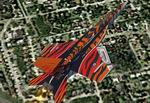 "FS2004                   F/A-18 Super Hornet ""Tigermeet Of The Americas"""
