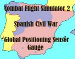 Spanish Civil War GPS Gauge