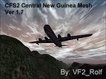 CFS2/FS2002             Central New Guinea ver 1.7