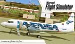 Fs2004 Convair CV-580 Avensa YV-83C