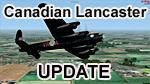 FSX Canadian MkX Lancaster - UK Tour Update