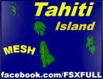 Mesh 10M Tahiti  Islands