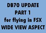 FSX DB70 WVA Aircraft Update Files