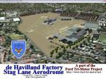 Stag Lane Aerodrome - de Havilland
