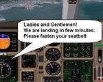 Flight                   crew on board and dynamic weather for microsoft flight simulator                   2000 / 2002 Version 4.3