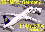 FS2004                   EDDW2004 - Bremen Germany Version 3.0