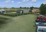 FSX                    Uetersen Airfield (EDHE), Germany, v1.0