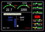 FS2004/FSX Engine Monitor Gauge