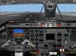 FSX                   Embraer 120 2D panel v 3.0