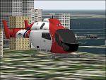 """FS2000                   """"U.S.C.G. MD900 Enforcer"""" MD 900, Explorer"""