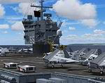 FS2004                   CVN65 DEMO Puerto Rico Carrier