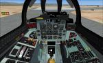 FSX Native CWDT F-100C Super Sabre