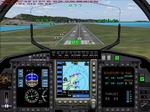 FS2004                   Updated & fixed F-15 Panel.