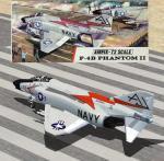 FS2004 & FSX Alphasim F-4B Phantom II Textures Pack