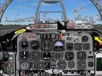 FS2004                   North American F-100 Super Sabre USAF.