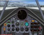 Convair F102 2D panel