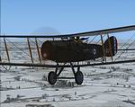 FSX                   Bristol Fighter Mk.1 or 'Biff' as it was called by it's crews                   in WW1 Pt2.