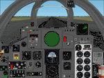FS2002                     PanelV2 for the F4E Phantom II.