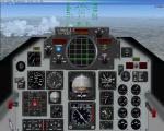 McDonnell Douglas F4 Phantom 2D Panel