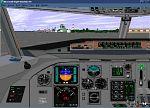 Fokker                     100 panel