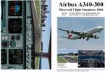 FS2004                   Manual/Checklist -- Airbus A340-300.