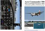 FS2004                   Manual/Checklist Aero Commander 500.