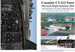 FS2004                   Manual/Checklist Canadair CT-114 Tutor