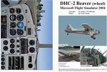 FS2004                   Manual/Checklist De Havilland DHC-2 Beaver.