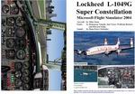 FS2004                   Manual/Checklist -- Lockheed Super Constellation L-1049G