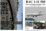 FS2004                   Manual/Checklist BAC 1-11 500
