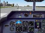 FSC                   - 4 engines turborpop panel and gauges