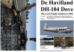 FS2004                   Manual/Checklist De Havilland DH-104 Dove