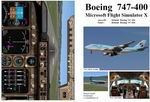 FSX                   Manual/Checklist Default Boeing 747-400.