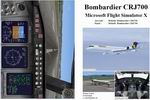 FSX                   Manual/Checklist Default Bombardier CRJ700
