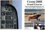 FSX Manual/Checklist -- Default Cessna 208B Grand Caravan.